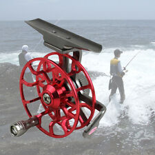 Ultra light Metal Reel New Straight Line Fly Wheel Right Handed Ice Fishing Reel