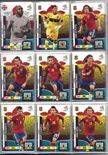 JUAN MATA SPAIN PANINI ADRENALYN XL FOOTBALL UEFA EURO 2012 NO#