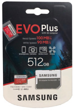Samsung Micro SD Card Evo Plus 64GB 128GB 256GB 512GB Galaxy Note20 Ultra lot