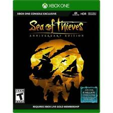 Sea of Thieves: Anniversary Edition Xbox One - Xbox One Exclusive - ESRB Rated T