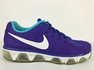 Nike Air Max Tailwind 8 Womens Running Training Size 9.5 B Blue/Purple