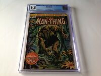 MAN THING 1 CGC 6.5 2ND APPEARANCE HOWARD THE DUCK FRANK BRUNNER MARVEL COMICS