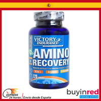 Victory Endurance Amino Recovery aminoácidos para recuperación muscular 120 caps