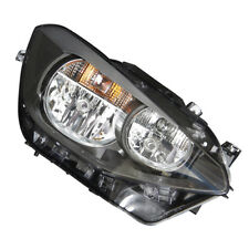 Hella Headlamp Headlight Halogen Right O/S Driver Side BMW 1 Series F20 F21 E82