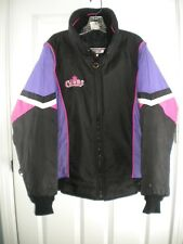 Vtg Choko Lite Snowmobile Jacket Coat Pink Purple Large