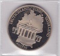 Brandenburger Tor 1990 Deutschland einig Vaterland Einigkeit Recht