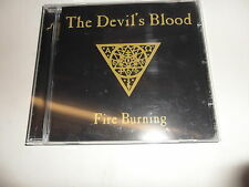 Cd   The Devil's Blood  ‎– Fire Burning