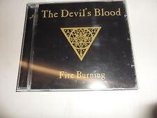 Cd   The Devil's Blood  – Fire Burning