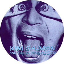 IMAN/MAGNET KIM SALMON AND THE SURREALISTS . scientists the beasts of bourbon