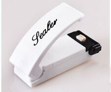 Home Bag Re-Sealer Portable Handy Bag Sealer Sealing Machine Magic Sealer