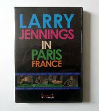 Double DVD Magie des cartes Larry Jennings in Paris - Comme neuf