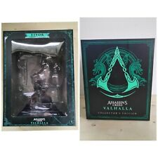 Lot Boites Collector figurines Assassin's Creed Valhalla Eivor Ubisoft