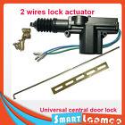 Universal Car Central Door Lock Actuator Auto locking Motor Gun Type 2 wire AU