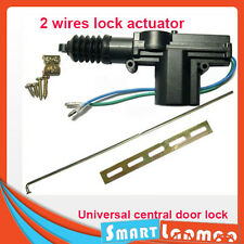 Universal Car Central Door Lock Actuator Auto locking Motor Gun Type 2 wire AU