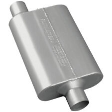 FLOWMASTER 42441 40 Series MUFFLER STREET HOT ROD MUSCLE CAR CHEVY CAMARO FORD