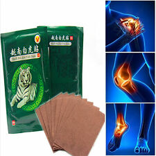 16pcs Tiger Balm Plasters Pain Relief Patch Heat Balm Plasters Muscle Back Pain