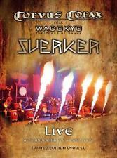 Corvus Corax feat. Wadokyo - Sverker Live (+ Audio-CD) [Limited Edition]