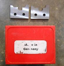 Spindle Moulder Cutters Profile Knives German Qty 2 Gar Gr 6