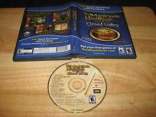 The Magician's Handbook Cursed Valley PC CD-ROM Merscom for Windows XP/Vista