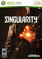 Singularity (Microsoft Xbox 360, 2010)   COMPLETE   ACTIVISION    FAST SHIPPING