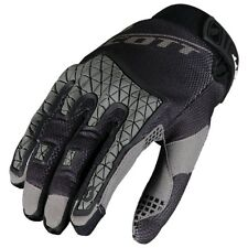 Enduro Gloves Black / Grey Size L Scott Bicycle Mountain Off