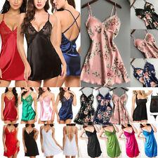 Женское сексуальное белье кружева халат платье кокетливое ночная рубашка ночная рубашка пижамы #LY