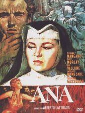 * ANNA 1951 DVD R2 SILVANA MANGANO RAF VALLONE VITTORIO GASSMAN ALBERTO LATTUADA