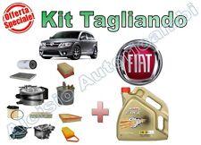 KIT TAGLIANDO FIAT FREEMONT 2.0 JTD 136/140/163/170 CV OLIO CASTROL 5W30+FILTRI*
