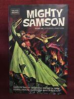 Mighty Samson Dark Horse Archives Volume 1 Hardcover Otto Binder Frank Thorne HC