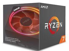 AMD Ryzen 7 2700X Processor with Wraith Prism LED Cooler 4.3 GHz - YD270XBGAFBOX