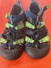 Keen Green and Blue Water Sport Shoes sz 7 M