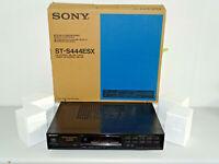Sony ST-S444ESX Vintage Stereo Tuner, OVP&NEU, 2 Jahre Garantie
