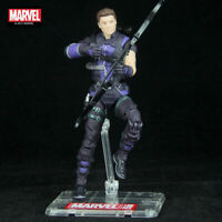 """Hawkeye Marvel Avengers Legends Comic Heroes 7"""" Action Figure ZD Toy Boy Collect"""