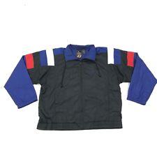 Vintage Équipe USA Veste de Survêtement Nylon Grand Olympique Couleurs Jc Penney