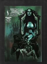 Jim Balent's Tarot Witch of The Black Rose 92 2015 cover A variant vf-nm