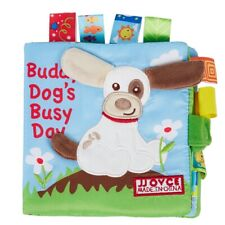 Soft Books Infant Early cognitive Development My Quiet Bookes baby goodnigh
