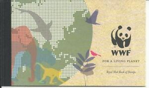 QE2 WORLD WILDLIFE FUND PRESTIGE BOOKLET DX52