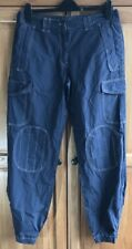Murphy & NYE Sailmakers Forces Trousers, Navy, W31 L31, BNWT