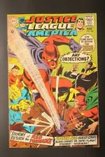 Justice League of America # 64 -  - Red Tornado! Wonder Woman Superman Batman DC