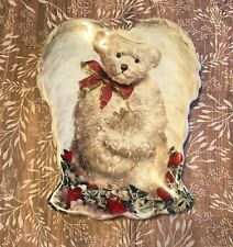 "New ListingThe Bradford Exchange, Teddies from Heaven ""Gabriel"" Collectors Plate"