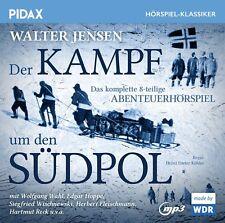 Der Kampf um den Südpol * CD Abenteuerhörspiel von Walter Jensen Pidax MP3-CD