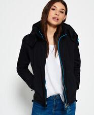 Superdry Womens Pop Zip Hooded Arctic Sd-Windcheater Jacket