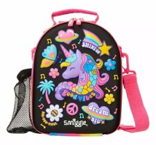 Smiggle Express Curve School Hardtop Lunchbox Unisex BNWT