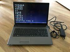 "Acer Aspire 7750 Laptop - i5, 17.3"" screen, i5-2410M 2.30GHz, RAM 6GB, HDD 750GB"