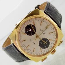 Breitling top Time 1969, acero/dorado, funcionan