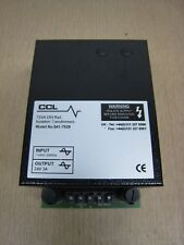 Ccl 541-7829 72Va 24V 3A Din Rail Isolation Transfor 00004000 mer Used Free Shipping
