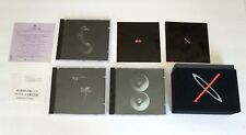 DEPECHE MODE ALCB 205 207 208 Three (3) CD Set w/ 201-204 Box & Booklets