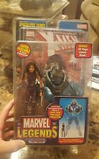2005 TOY BIZ MARVEL LEGENDS--X23 FIGURE IN PURPLE OUTFIT (NEW) APOCALYPSE SERIES