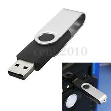 32GB Black Fold USB 2.0 Flash Memory Stick Drive Storage Thumb Pen U Disk