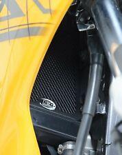 Honda XL700V Transalp 2008-2019 R&G Racing Radiator Guard RAD0163BK Black